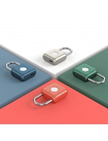 Youdian Waterproof Smart Fingerprint Padlock Door Lock From Xiaomi Eco-System