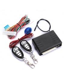 Universal Car Remote Control Locking Keyless Entry System