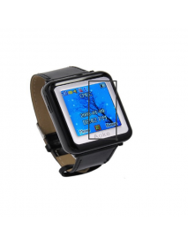 1.3 inch AK09 Tri Band Tough Screenn Wrist Watch Mobile Cell Phone  With Camera Bluetooth Video MP3