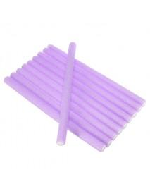12mm Bendy Twist Benders Hairdressing Foam Hair Rollers Curlers