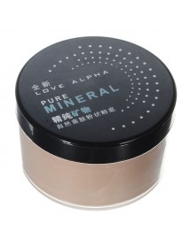 Makeup Cosmetic Mineral Face Skin Loose Powder Foundation