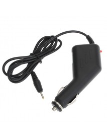 1M 5V 2A Round Plug Car Charger Cable For Tablet PC