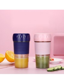 Automatic Household Portable Juicer Fruit Container USB Charging Juice Cup for Bottle Extractor