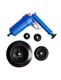 Pressure Pipeline Dredge Device Floor Drain Bathtub Plunger Toilet Inflator Sucker