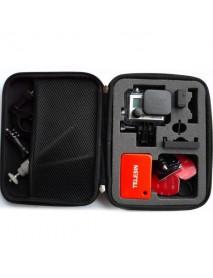 Middle Size EVA Storge Bag Case For GoPro 4 3 2 1 3 Plus Sj4000