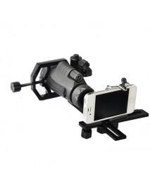 Universal Stand Metal Spotting Scopes TelescopE-mounts For Digital Camera