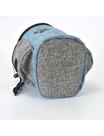 Hand Free Pet Training Pouch Reward Bag Portable Dog Treat Feed Pouch Dog Food Bag