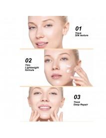 1-3X AuQuest Women Beauty Neck Chest Firming Breast Enlarging Cream Essences Body Wrinkle Remove