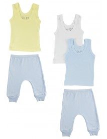 Boys Tank Tops and Joggers