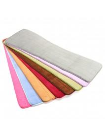 120x40cm Absorbent Long Memory Foam Carpet Door Floor Mat Bedroom Bathroom Kitchen Bath Non Slip Rug