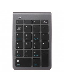 22 Key 2.4GHz Wireless Numeric Keypad Keyboard