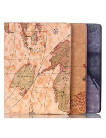 Denim Design Folio PU Leather Case Cover For Samsung Galaxy T230