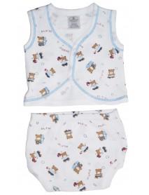 Bambini Diaper Shirt & Panty