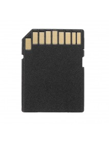 DM SD-T2 Memory Card Converter Adapter for Micro SD TF Card to SD Card
