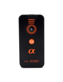 FotoTech IR Wireless Shutter Release Remote Control For Sony Alpha Series A7 II A7 A7R A7S