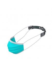 10PCS 6-adjustable Slots Ear-hook Mask Buckle Face Mask Hook Auxiliary Universal