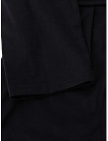 Elegant Office Lady Black V Neck Pleats Bodycon Work Dress