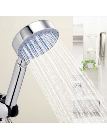 Handheld 5 Modes Adjustable Shower Head and Shower Holder Hose SPA Pressurize Filtered Bathroom Show