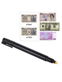 Money Cash Detector Pen Fake Banknote Tester Currency Cash Checker Marker