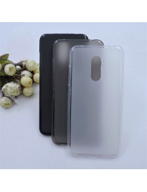 Bakeey Matte Shockproof Soft TPU Back Cover Protective Case for Xiaomi Redmi 5