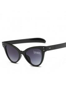Fashion Cat Eye Sun Glassess For Women Summer Outdooors UV400 Sun Glassess