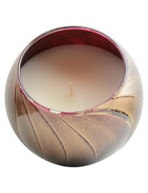 MERLOT CANDLE GLOBE by