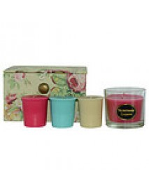 CANDLE GIFT BOX HANNAH by Candle Gift Box Hannah