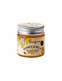 Milk Honey Hand Mask Hand Wax Whitening Skin Hand Repair Exfoliating Calluses Film Anti-Aging Film Hand Skin Cream