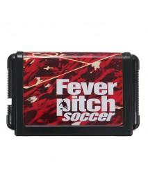 16bit Fever Pitch Soccer Game Cartridge for Sega Mega Drive