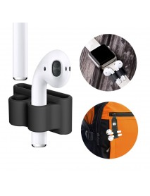 Anti-lost Silicone Holder Protective Case For Apple AirPods