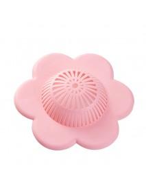Honana BC-253 Silicone Drain Stopper Hair Catcher Kitchen Bathtub Floor Drain Protector