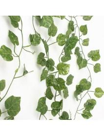 2m Artificial Ivy Sweet Potato Green Leaves Garland Home Garden Decoration