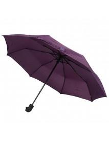 Auto Open Close Parasol Folding Rain Umbrella Telescopic Sun Strong Windproof