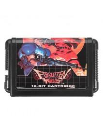 16bit Forgotten Worlds Cartridge for Sega Game Console