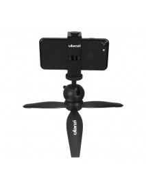 Ulanzi MT-03 Removable Ball Head Tripod ST-02S Ironman Phone Clip Kit for Phone Photography