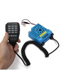 QYT KT8900 136-174/400-480MHz Dual Band 25W Mobile Radio Transceiver Walkie Talkie
