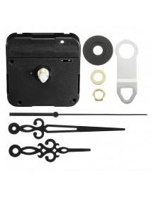 15mm Spindle Wooden Quartz Clock Hour Minute Second Clock Movement Kit