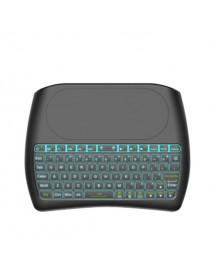 Mini I8 D8-S Laser Version wireless 2.4GHz keyboard MX3 Air Mouse
