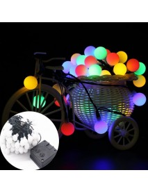 LED Solar Light String Fairy Lights Garland Christmas Solar Light For Wedding Garden Decorations