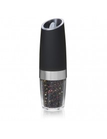 KCASA KC-GEM5 Gravity Electric Salt Pepper Grinder Effective Multifunction Mill Herb Grinder