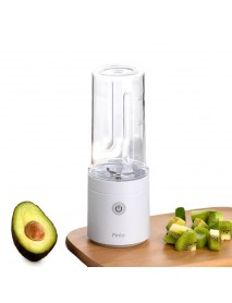 Pinlo PL-B007W2W Portable USB Electric Juicer 350ml /70W Home Fruit Electric Mixer Small