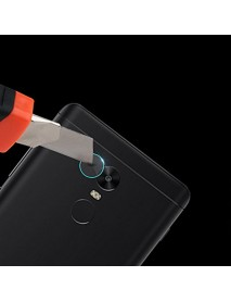 2 PCS Camera Lens Protector Soft Tempered Glass Rear Camera Phone Lens for Xiaomi Redmi 5 Plus