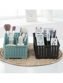 Cosmetic Shelf Perfume Jewelry Table Desk Storage Box Desktop Organizer