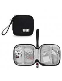 BUBM Mini Portable Storage Pouch Anti-scratch Earphone Accessory Collection Management Storage Bag
