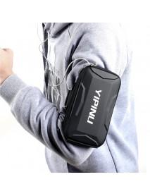YIPINU Sport Running Waterproof Large Capacity Arm Bag for Samsung Xiaomi Mobile Phone