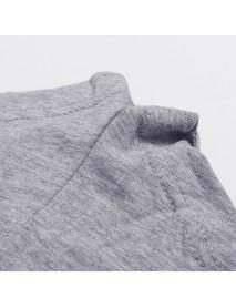 Cotton Breathable Low Waist U Convex Pouch Briefs for Men