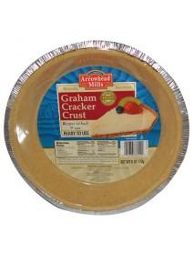 Arrowhead Mills Graham Cracker Pie Crust ( 12x6 Oz)