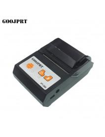 GOOJPRT PT-200 Printer 58MM Wireless Bluetooth Thermal Receipt Printer Machine For Android Apple iOS