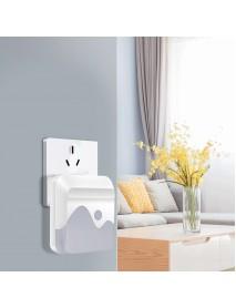 1635 LED Night Light Intelligent Control Plug-In Night Light Home Decor Lamp