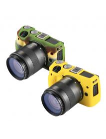 PULUZ PU7111 Soft Silicone Protective Case for Canon EOS M3 DSLR Camera